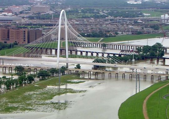 Dallas-floods