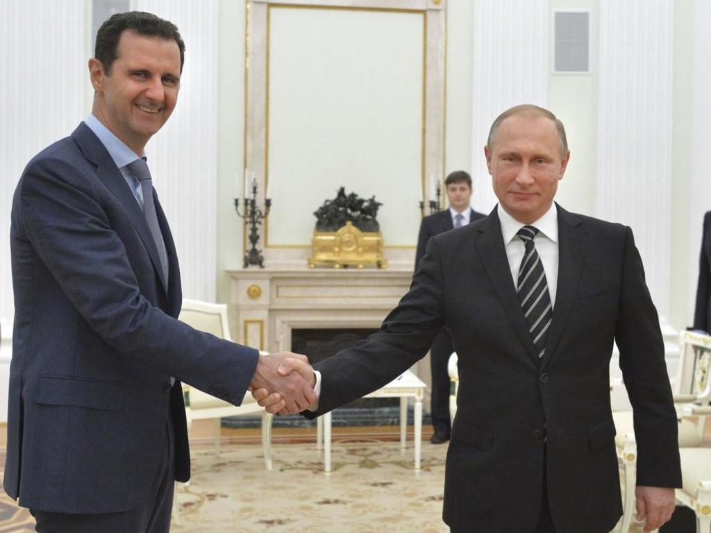 Assad-Putin-REUT