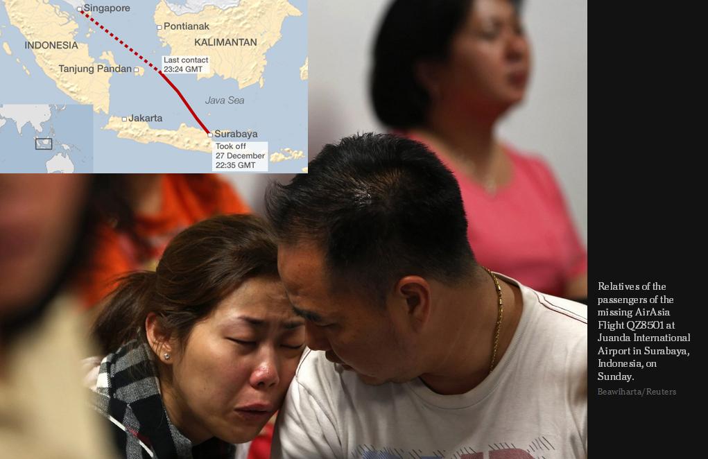 Second-Missing-Malayasia-flight