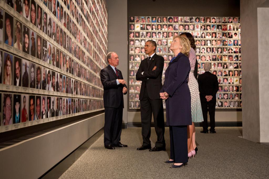 Bloomberg-Obama-at-911-Memorial