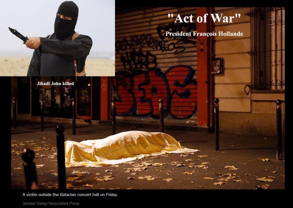 France attacks