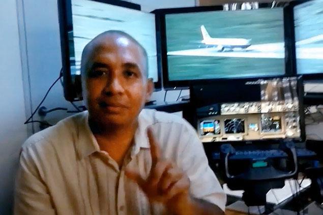 Malaysian-pilot