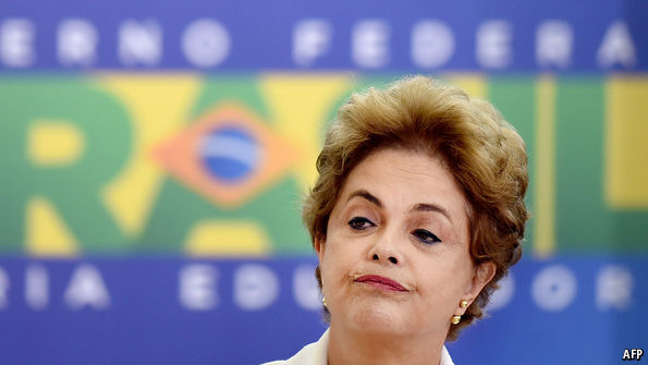 Dilma Rousseff of Brazil