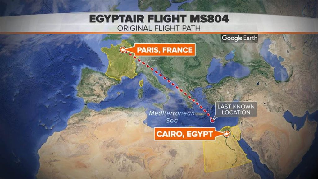 EgyptAir 804